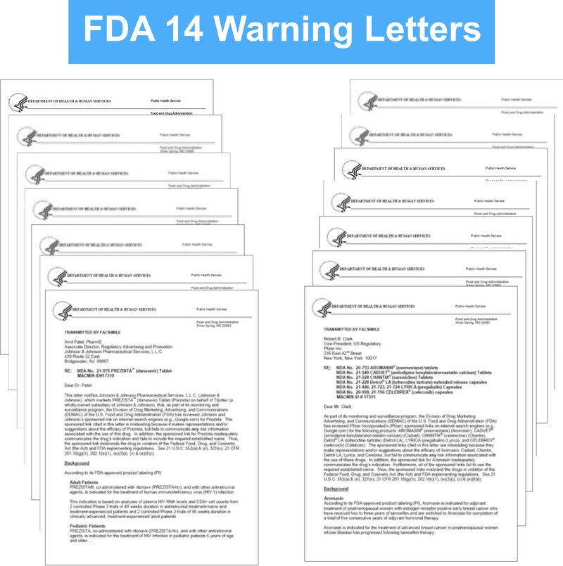 fda warning letters fda warning letters may in 2010 policy and medicine 1218