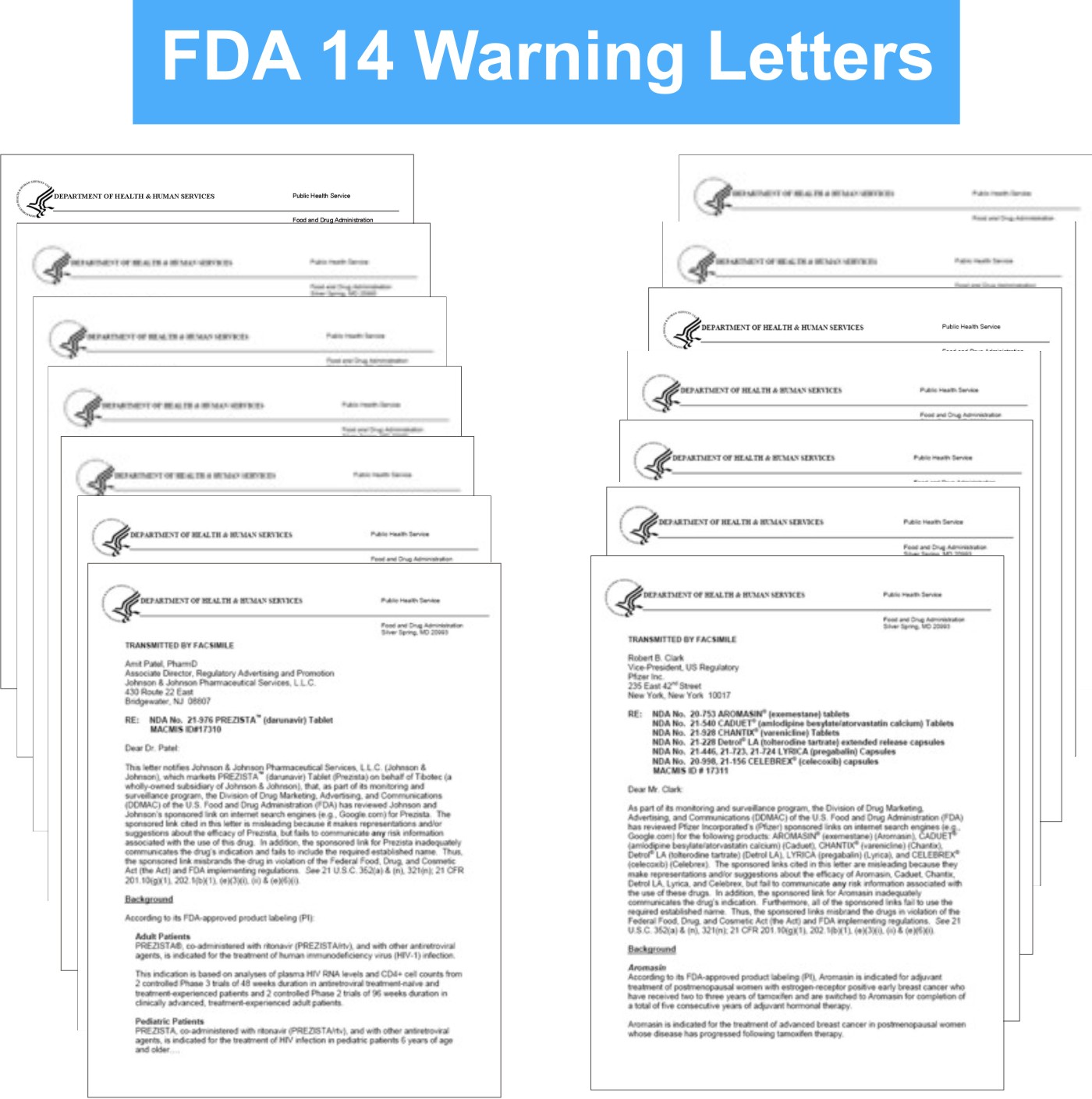 fda warning letters may double in 2010