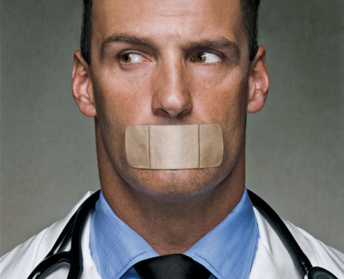 Doctors-band-aid