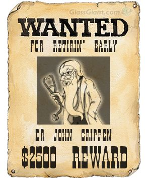 Wanted poster doctor