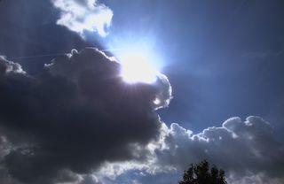 Cloudy Sunshine