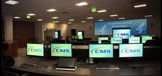 CMS Fraud Command Center