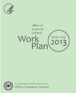 HHS OIG Workplan
