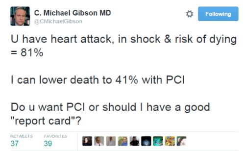 Heart Attack tweet