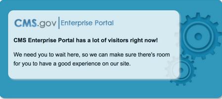 CMS Enterprise Portal