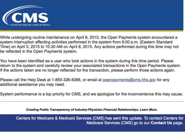 CMS Email