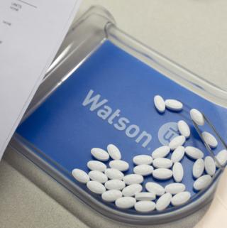 Watson-pharmaceuticals